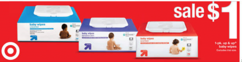 up and up wipes