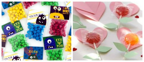 Fun Free Printable Valentine's for Children