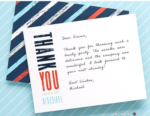 Tiny Prints: 50% off Thank You Cards and More!   My Frugal Adventures