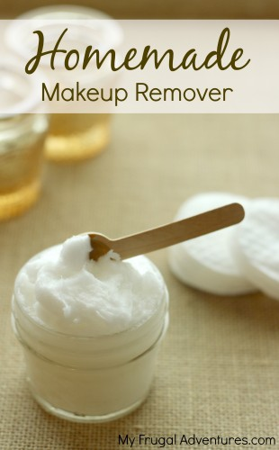 Homemade Makeup Remover One Ing