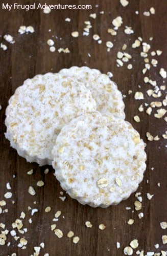 Homemade Oatmeal Bath Bombs- these are perfect to soothe the skin from minor irritations, sunburns or just relaxation!