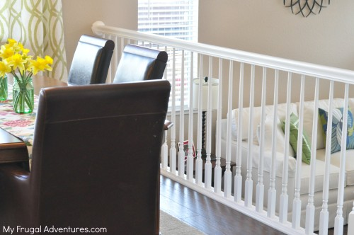 How to Paint Railings