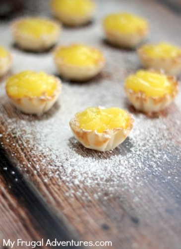 Lemon Cheesecake Bites -3