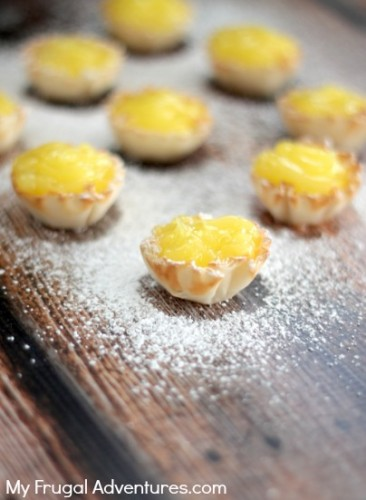 Lemon Cheesecake Bites- so simple and delicious!