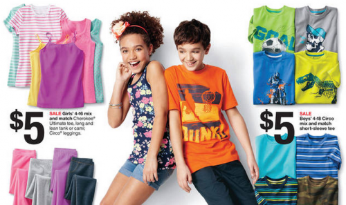 d6c633837cd69 Target: Kid's T-Shirts, Leggings and More $4.25 - My Frugal Adventures
