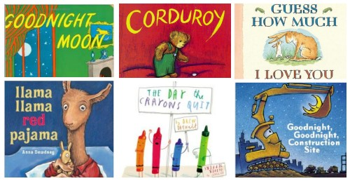 Books for toddlers 1