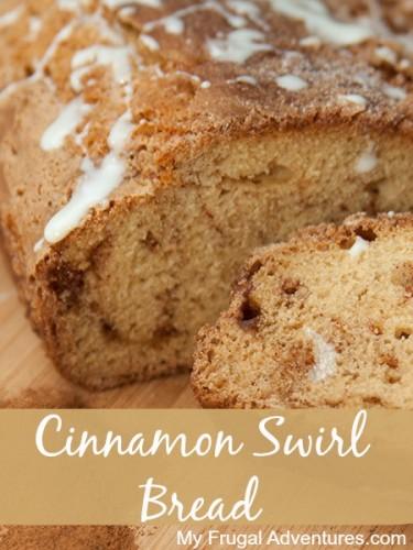 Cinnamon Swirl Bread