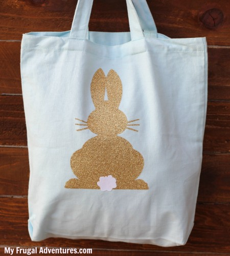 Custom tote bag for children