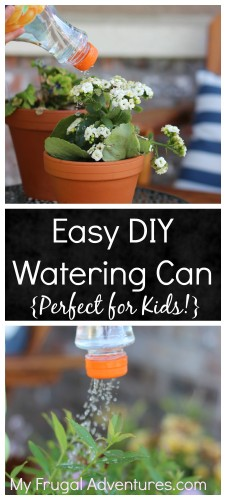 How to Make a Homemade Watering can