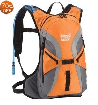 Coleman Hydration Lightweight Camping or Hiking Backpack $23 ...