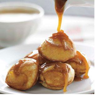 Easy Ebelskivers Recipe- so fun for breakfast or brunch!
