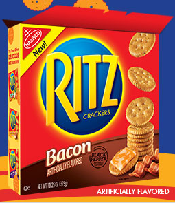 ritz bacon