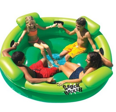 Inflatable swimming pool shock rocker 39 shipped my Inflatable swimming pool shock rocker