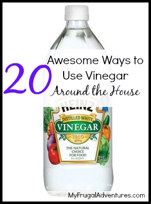 How to Use Vinegar Around the House