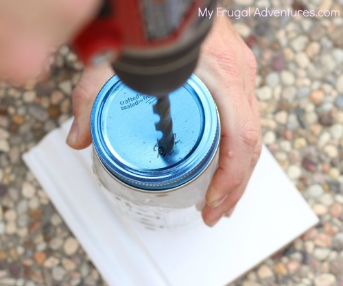 How to make a mason jar cup