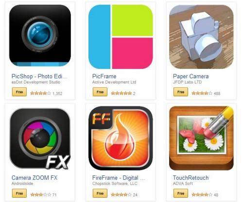 Программы Для Андроид Paper Camera