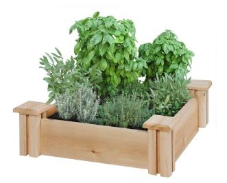 greenes raised beds greenes fence 4 ft x 8 ft x 105 in