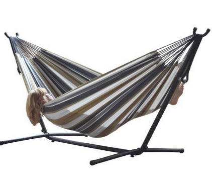 today you can pick up a hammock with the folding stand for  94  this would be a great idea for father u0027s day  it looks like the tropical color might be the     hammock with stand  94 shipped   my frugal adventures  rh   myfrugaladventures