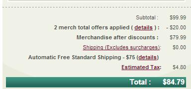 kohls surcharge coupon code