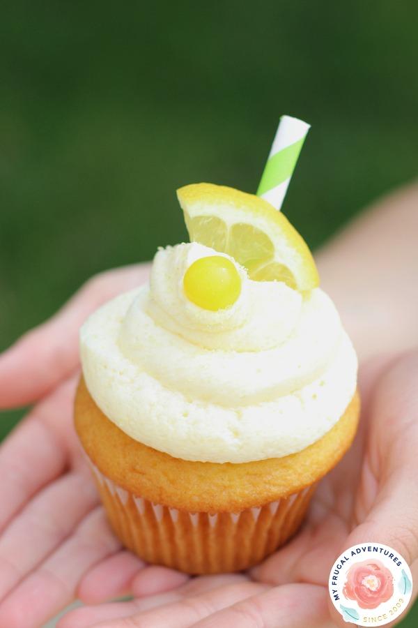 lemonade cupcakes recipe