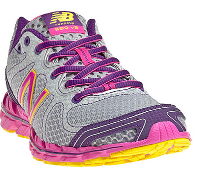 Women's New Balance Running.