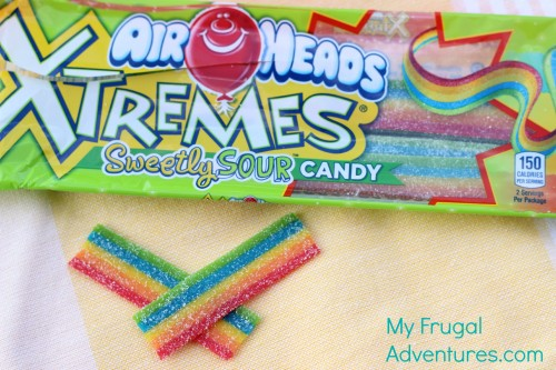 Air Heads Extremes Candy