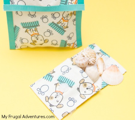 How to Make a Children's Treasure Pouch