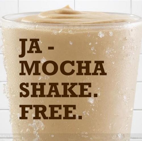 arby s coupon free milkshake july 23rd my frugal adventures