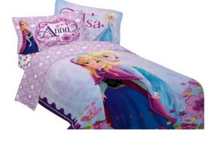 frozen sheets