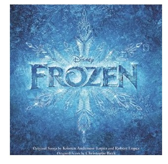 Frozen MP3 Album $3.99...
