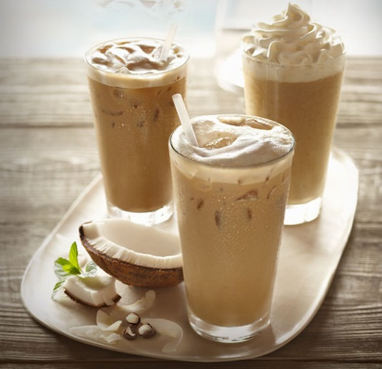 Peet's Coffee: Free Iced Coconut Latte With Purchase