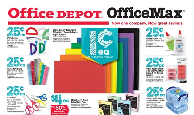 an introduction to the comparison of office depot and staples In 2008, office depot suffered major losses while staples shelled $48 billion to acquire the company corporate express which is a dutch office supply company and is by far the largest supply wholesaler in the world.