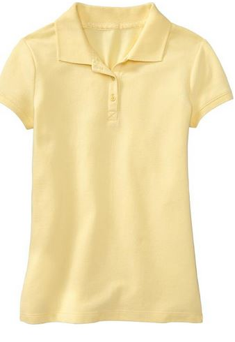 Old navy school uniform sale 5 polos more my frugal for Old navy school shirts