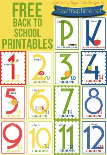 schoolprintable
