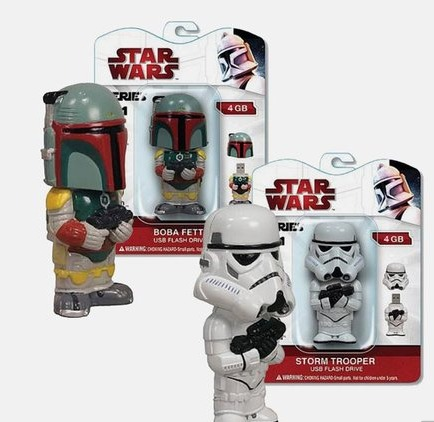 star wars usb drive 9 shipped my frugal adventures. Black Bedroom Furniture Sets. Home Design Ideas