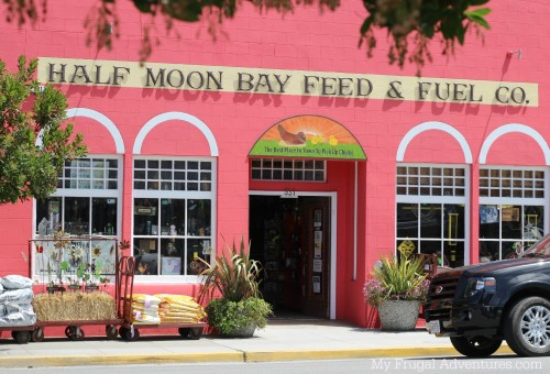 Half Moon Bay Feed Store