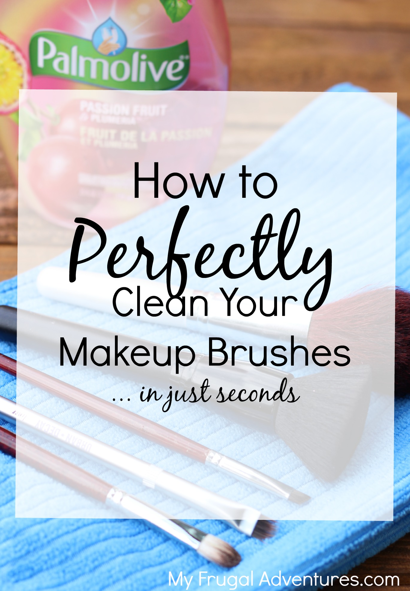How to Clean Makeup Brushes (So Fast and Easy!)