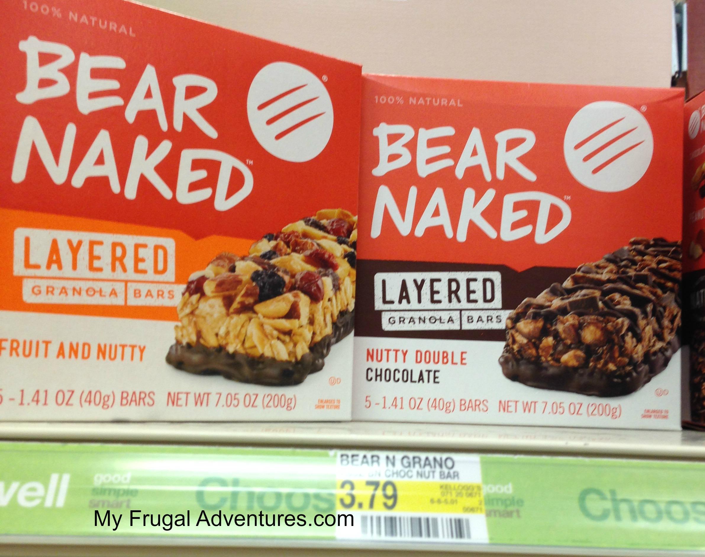 Bare Naked Bars 74