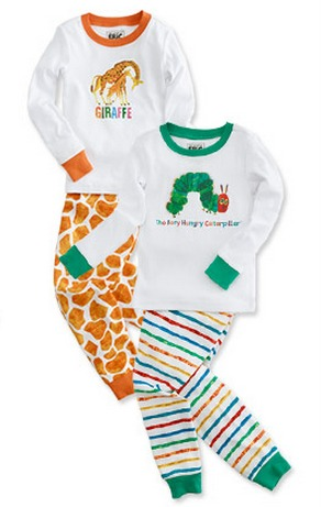 Eric Carle Hungry Caterpillar Baby Clothes
