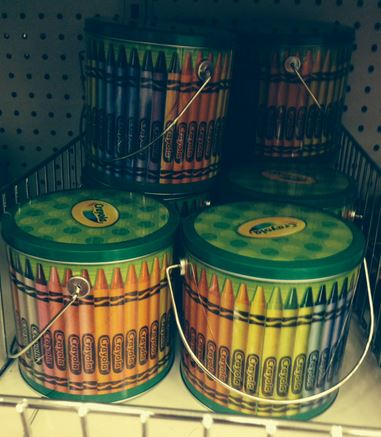 crayola cans