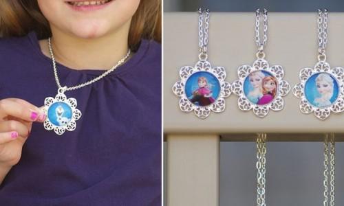 frozen necklaces