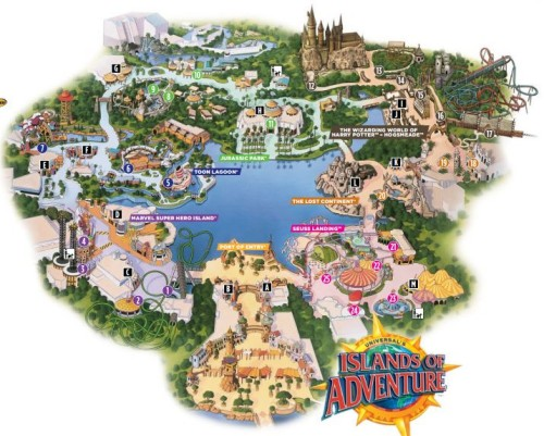 Everything You Need To Know For A Universal Studios