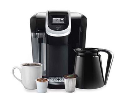 new keurig machine