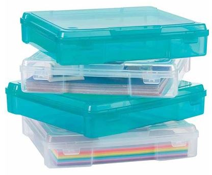 Michaels Plastic Scrapbook Cases 399 My Frugal Adventures