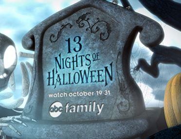 13 nights of halloween the abc family