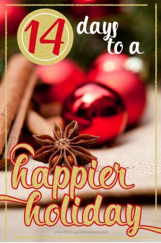14 Days to a Happier Holiday