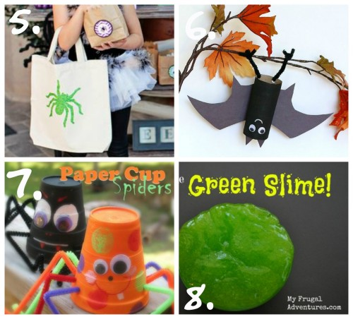 Halloween Craft projects for Kids