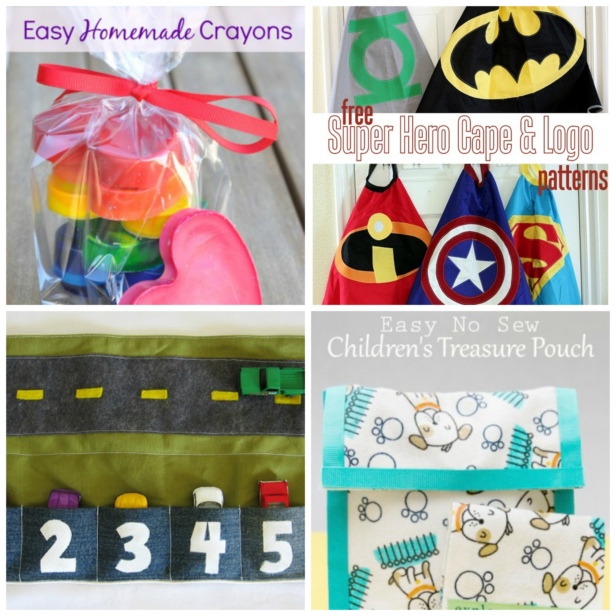 20 AWESOME Homemade Gift Ideas for Children My Frugal Adventures