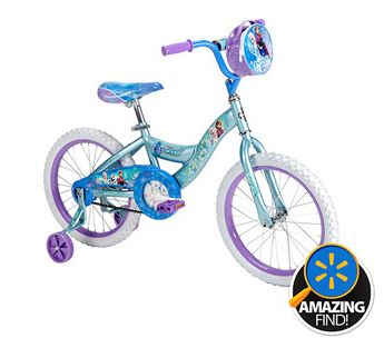 Frozen 18 Inch Bike for Girls.