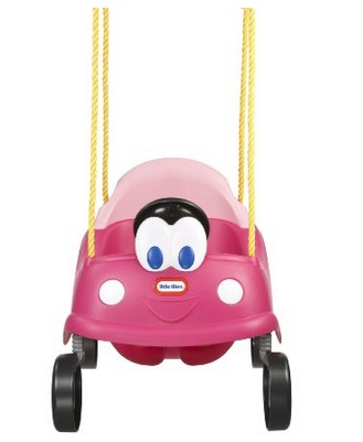 Little Tikes Cozy Coupe Swing 38 Shipped Pink Or Red